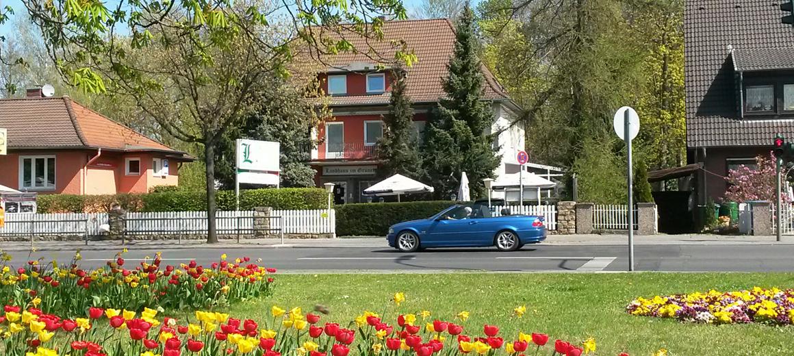 Landhaus im Grünen – Pension in Berlin Waidmannslust
